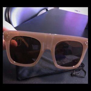 Accessories - Brand New- Oversized Celine look alike sunglasses